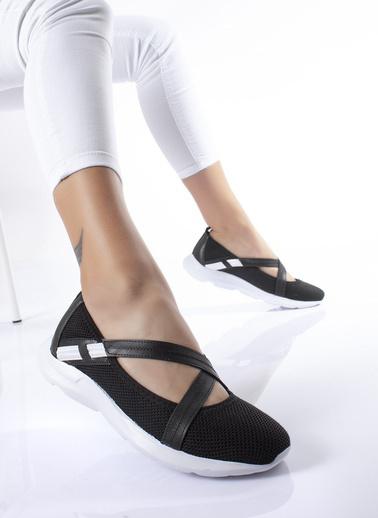 MODAGON Spor Ayakkabı Siyah